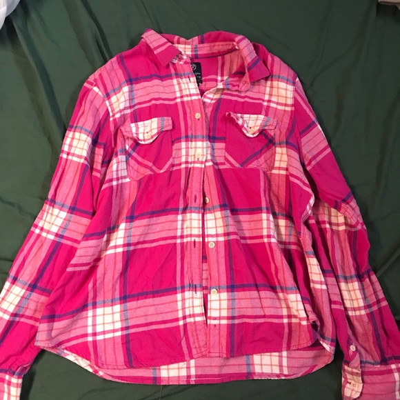 American Eagle Outfitters Tops - American Eagle Button up